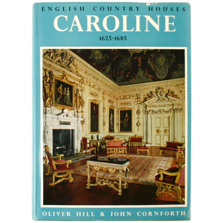 English Country Houses Caroline 1625-1685, First Edition For Sale