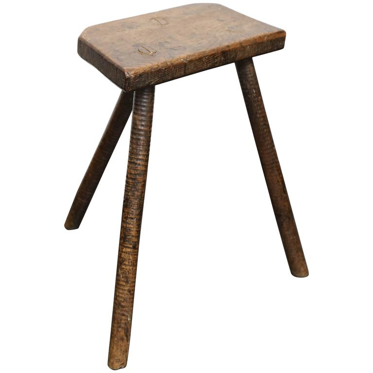 19th Century Cutler S Stool For Sale At 1stdibs
