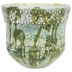 Large Bitossi Vase