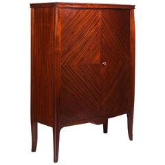 Art Deco Dry Bar Cabinet