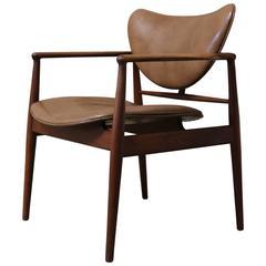 Finn Juhl Armchair  Model 48Finn Juhl Furniture  Chairs  Sofas   More   298 For Sale at  . Finn Juhl Chair 108. Home Design Ideas