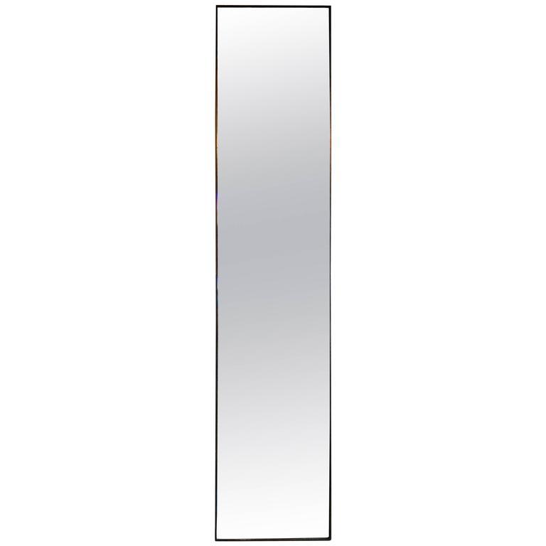 Tall Slim Custom Steel Frame Full Length Mirror