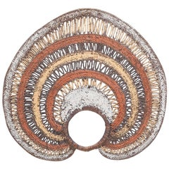 Tribal Occiput Ornament from Papua New Guinea