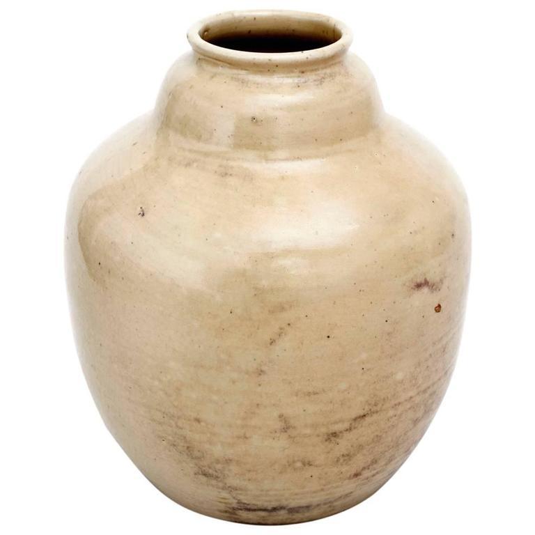 Art Deco ceramic vase by Chris Lanooy