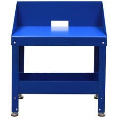 101 Side Table in 18 Gauge Steel and Enamel Paint Finish