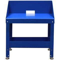 101 Side Table in 18 Gauge Steel and Enamel Paint Finish