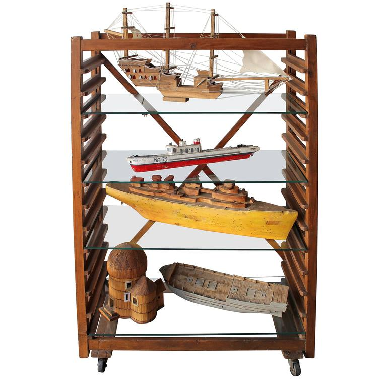 Italian Arts and Crafts Boat Collection