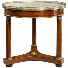Good Quality 19th Century French Centre Table