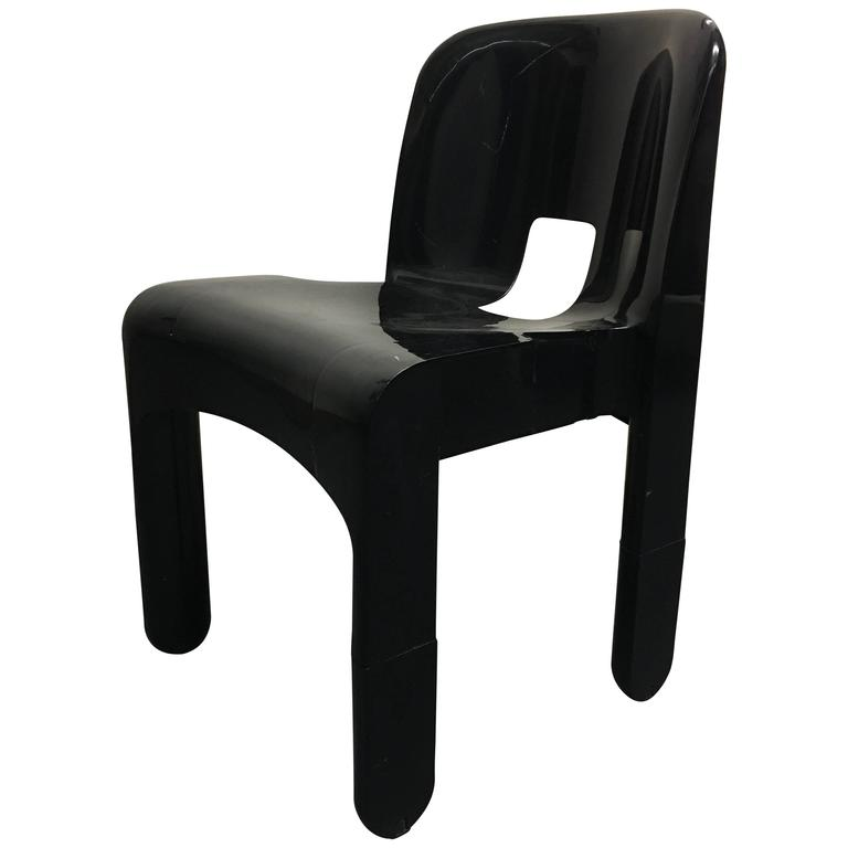joe colombo for kartell universale chair for sale at 1stdibs