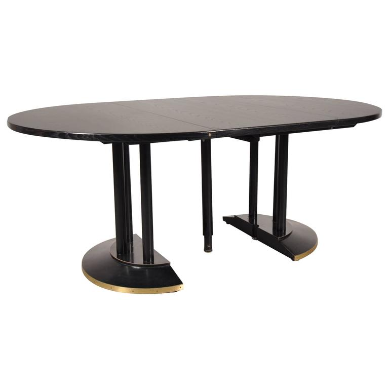 Extendable Dining Table By Thonet France Circa 1980 At