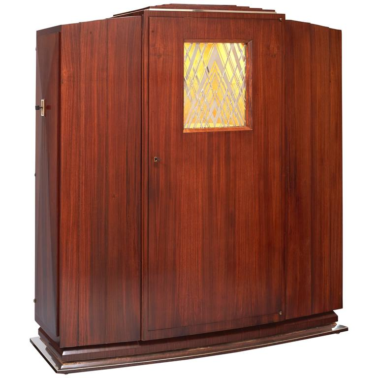 Collector's Cabinet by Dominique, 1928