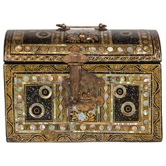Japanese Namban Chest