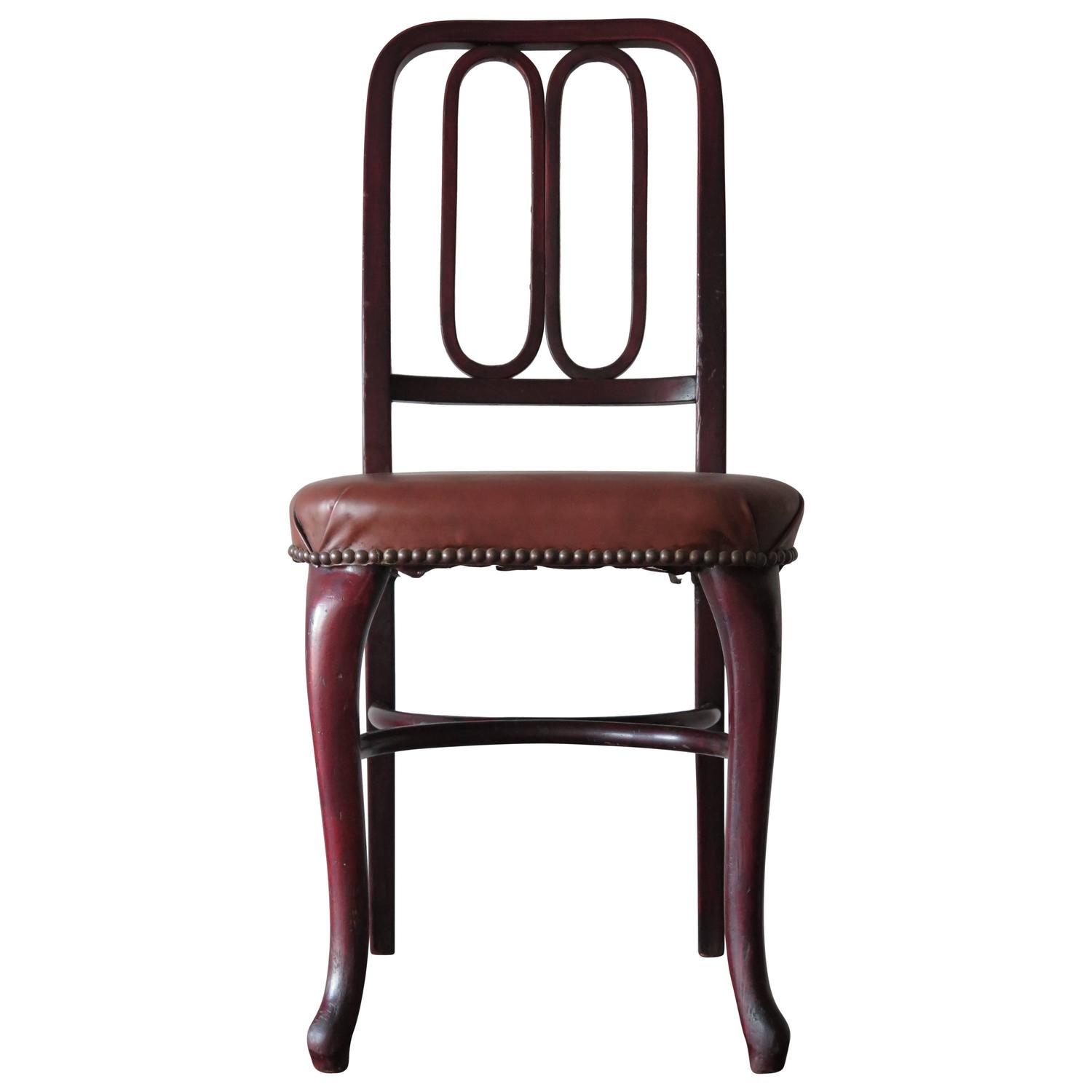 Thonet Bentwood Chair For Sale at 1stdibs