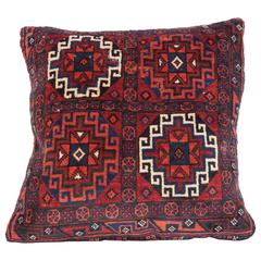 Antique Afshar Pillow, Persia