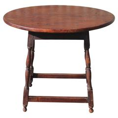 Early 19th Century New England Tavern Table