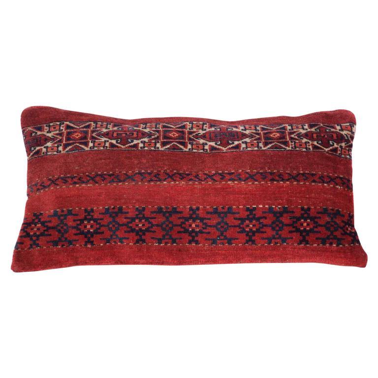 Antique ersari turkmen pillow at 1stdibs for Ersari hotel