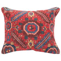Antique NW Persia Kurdish Pillow