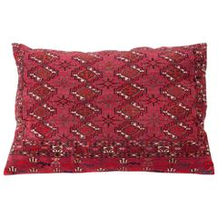 Antique Tekke Turkmen Pillow
