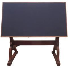 Early 1900s Drafting Table