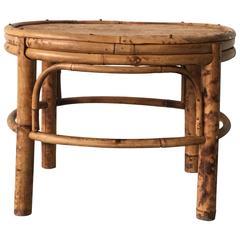 19th Century Victorian Bamboo Stool
