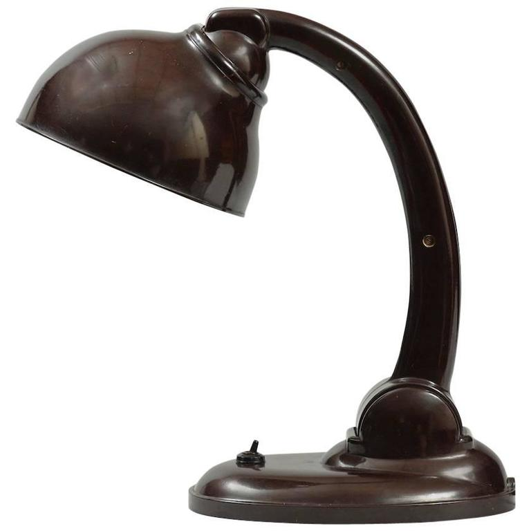 Eric Kirkman Desk Lamp