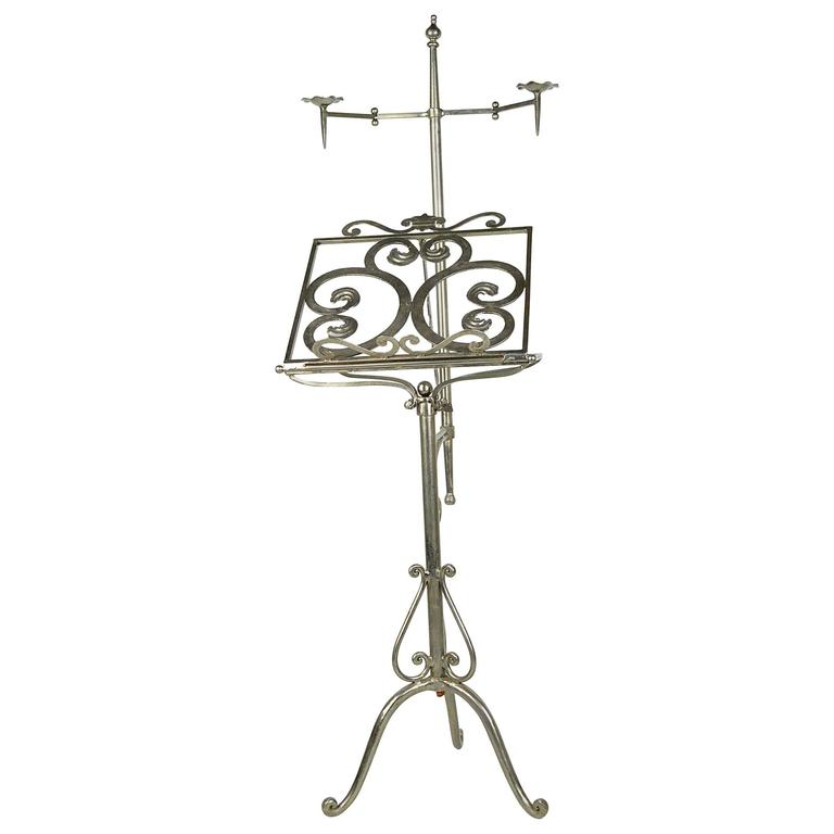 Neoclassical Style Italian Music Stand
