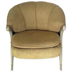 Karpen of California, Mid-Century Modern Lounge Chair
