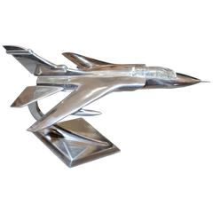 Tornado Fighter, 1974 in Polished Aluminium