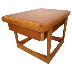 Single Drawer Side Table by Lane