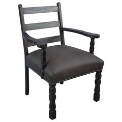 1920s Spanish Revival Armchair