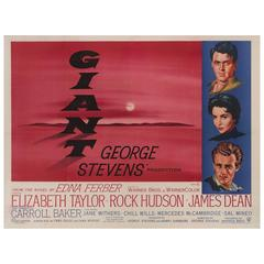 """Giant"" Movie Poster"