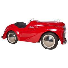 1940s J40 Junior Forty Pedal Car