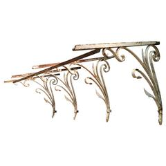 French Art Nouveau Marquis or Arbor