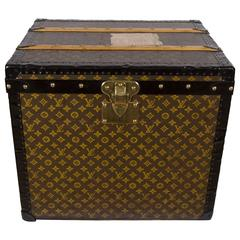 Mid-Century Modern Trunks and Luggage