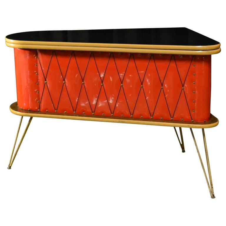Stylish 1950s home bar or cabinet for sale at 1stdibs for Home dry bar furniture