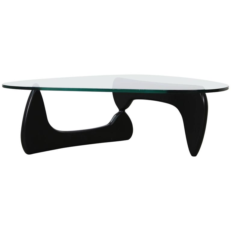 Coffee Table IN-50 by Isamu Noguchi for Herman Miller, 1960s Edition 1