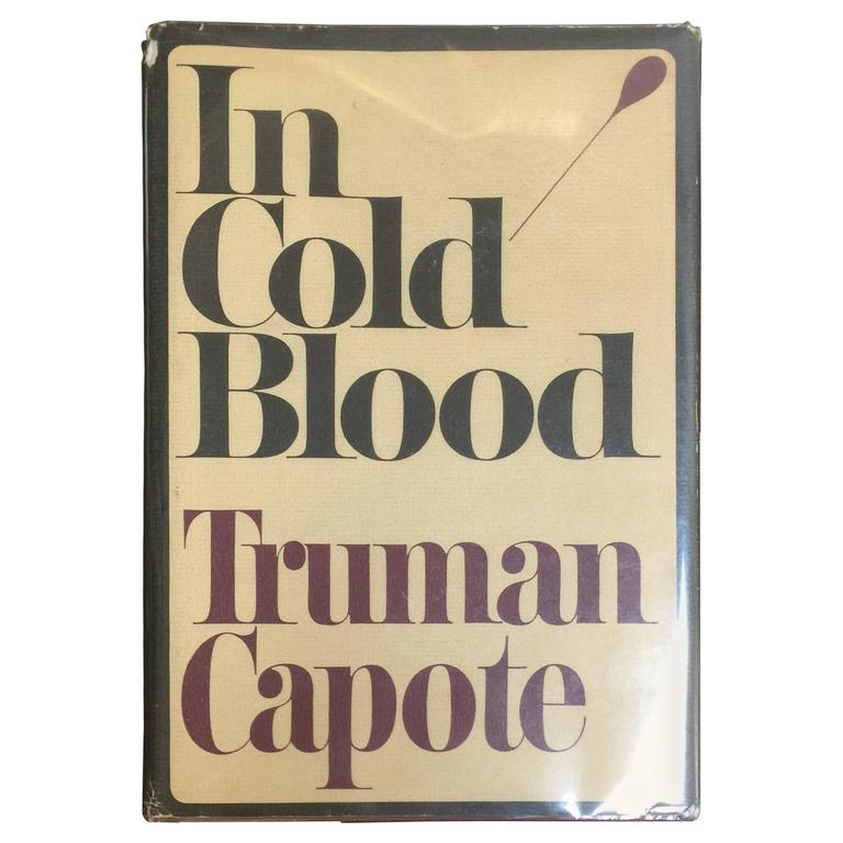 an analysis of the two parts of in cold blood a novel by truman capote