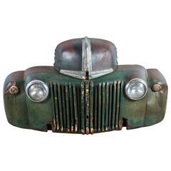 Vintage 1942 Ford Pickup Truck Front