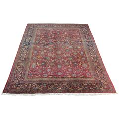 Early 20th Century Persian Baluch Rug For Sale At 1stdibs