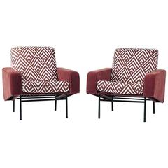 Pair of Armchairs by Pierre Guariche, circa 1950