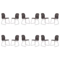Set of 12 Hi Pad Chairs by Jasper Morrison, 1999