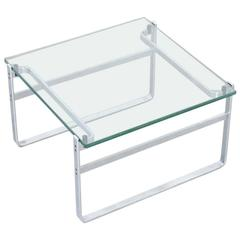 Glass Coffee Table 700 by Peben Fabricius