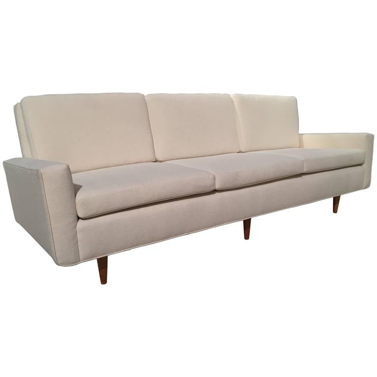 Florence Knoll Early Sofa At 1stdibs