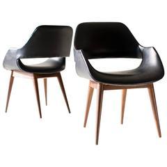 Arthur Umanoff Chairs for Madison Furniture