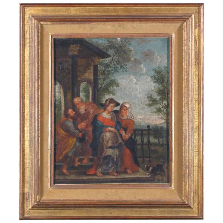 17th-18th Century Flemish Painting