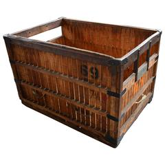 Industrial Storage Crate Number 69
