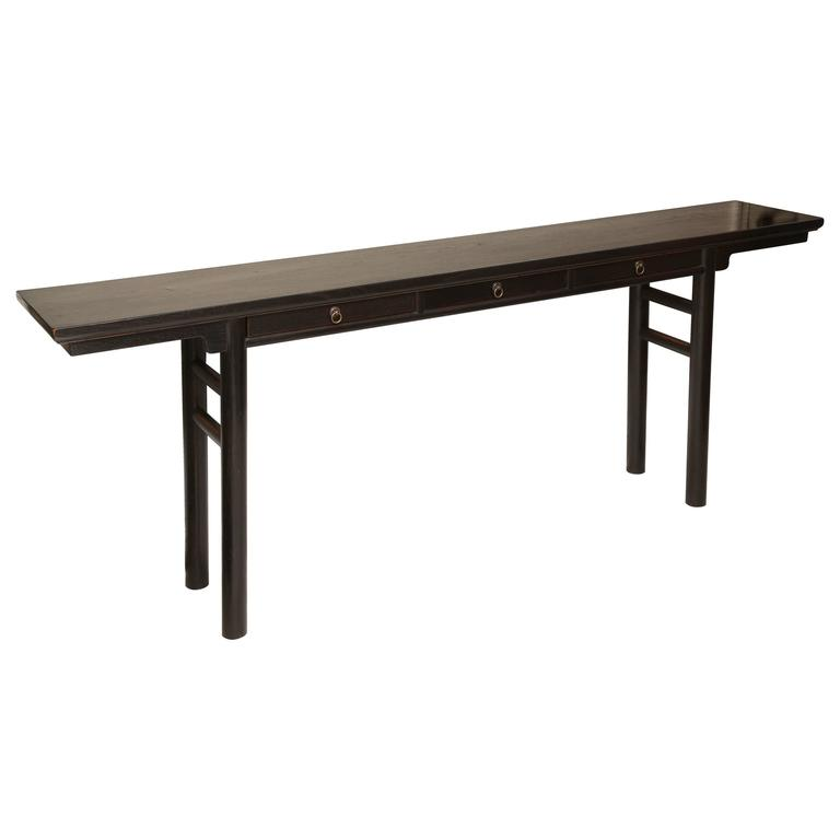 Ming Dynasty Style Chinese Altar Table For