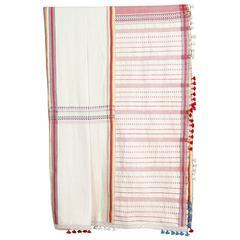 """Injiri """"Real India"""" Organic Cotton Bedcover or Throw."""