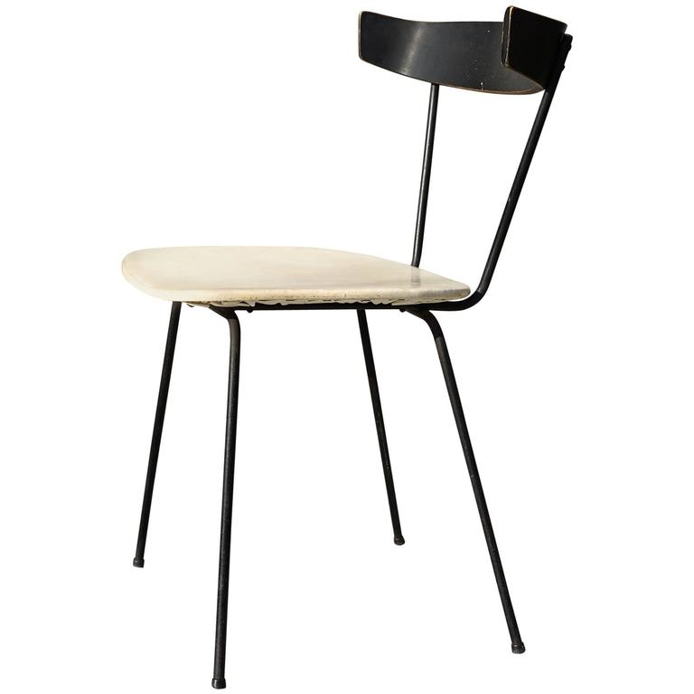 Midcentury Side Chair By Arnold Rinker At 1stdibs