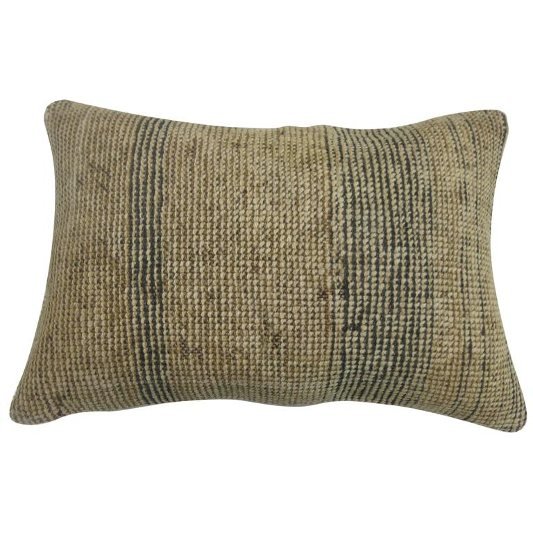 Moroccan Wool Pillow For Sale At 1stdibs